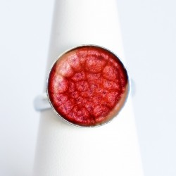 Small Red Ring made with...