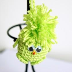 Piou-piou vert néon ou fluo