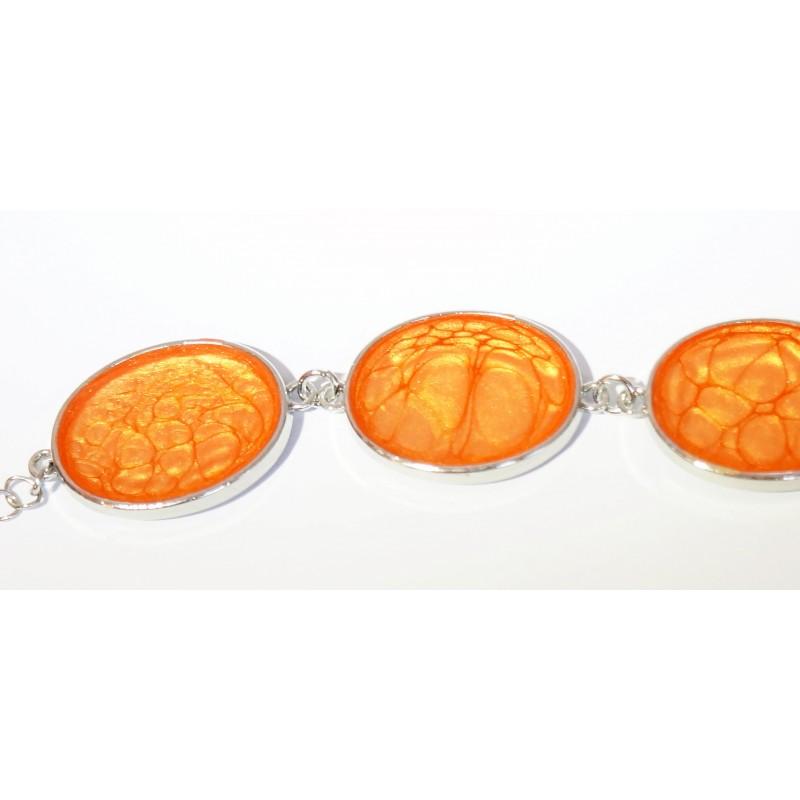 Bracelet orange