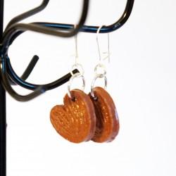 Boucles d'oreilles Palmito
