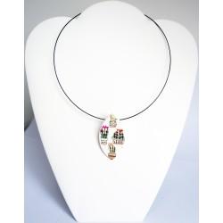 Cactus pendant